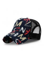Outlet Print Fashion Street Style Hats