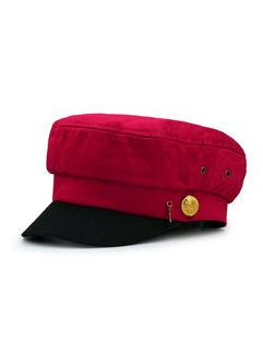 Navy Style Unisex Casquette Hats