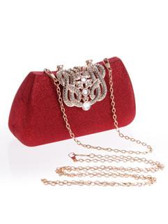 Fashion Patchwork Diamond Boutique Bags