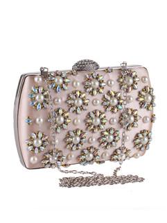 Fashion Diamond Patchwork Boutique Bags