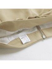 Korean Style Bandage High Waist Shorts