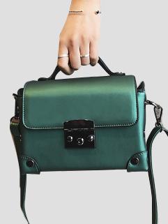 Square Shape Fashion Woman Shoulder Bags