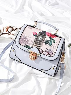 Fashion Printing Little Pig Satchel Bag(3-4 Days Delivery)