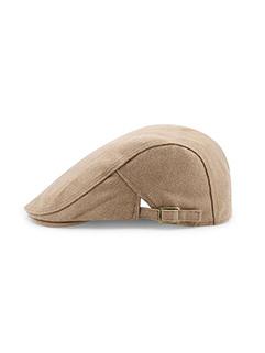 Simple Style Wintern Warm Casquette Unisex