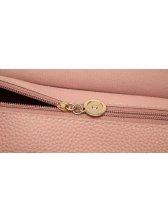 Cheap Korean Fashion Litchi Tote Bags