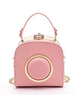 New Chic Camera Box Mini Shoulder Bag