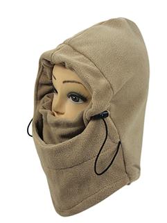 Autumn Warm Wind-Proof Mask Fleece Hat Set