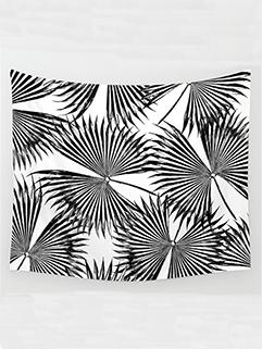Hot Selling Color Match Black Yoga Beach Blanket