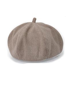 Fashion Solid Outdoors Warm Pumpkin Beret Hat