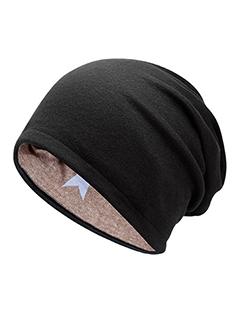 Fashion Star Printed Easy Match Warm Unisex Hat
