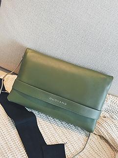 Cheap Mini Solid Chain Easy Match Shoulder Bag