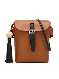 Factory Outlet Contrast Color Mini Bag