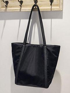 Waterproof Oxford Casual Tote Bag