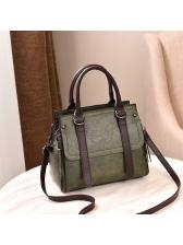 Sweet Ladies Patchwork Chic Shoulder Bag  (3-4 Days Delivery)