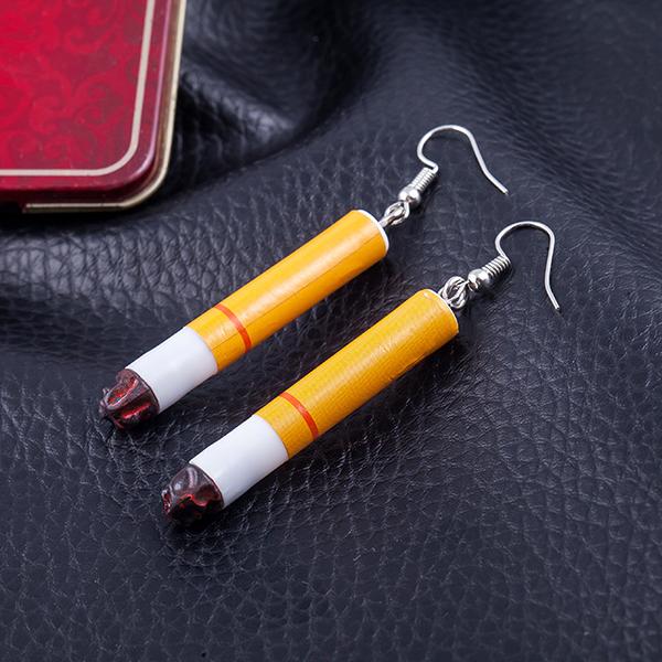 Hot Sale Whimsy Cigarette Buffs Earrings