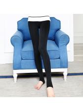 Wholesale Cheap High Waist Cotton Warm Leggings