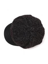 Chic Color Match Easy Match Dome Plush Cap