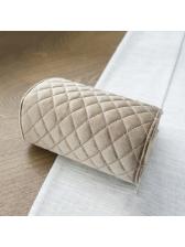 Easy Match Velvet Hasp Chain Shoulder Bag