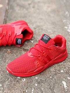 Contrast Color Breathable Men Sneaker Design