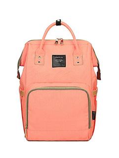 Korean Fashion Zipper Versatile Backpack