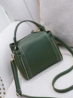 Hot Selling Zipper Chic Bucket Bag