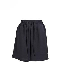 Outlet Factory Black Wide Leg Shorts