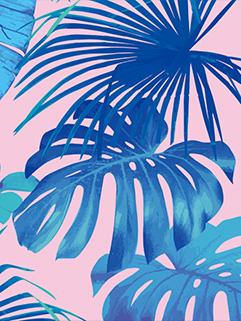 Casual Fashion Floral Printing Tropical Beach Towels