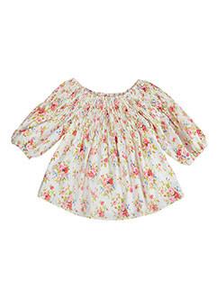 Euro Style Floral Printing Off Shoulder Dresses