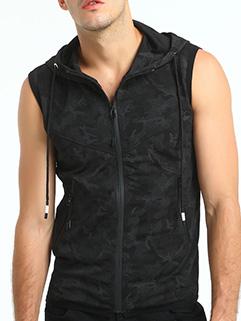 New Arrival Camouflage Summer Vest For Men