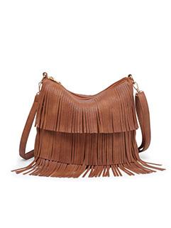 Easy Matching Tassels One-shoulder Bags