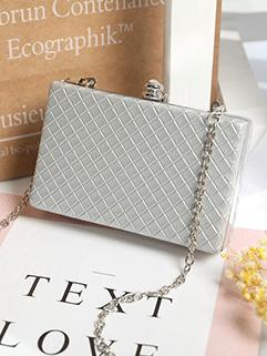 Easy Matching Geometric Pattern Single-shoulder Bags
