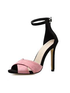 Korean Design Color Matching Sandals