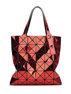 Stylish Argyle Geometric Handle Bags