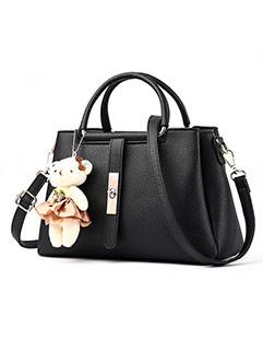 Korean Elegant Length Solid Handbags(3-4 Days Delivery)