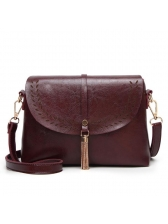Vintage Tassels Single-shoulder Bags For Women