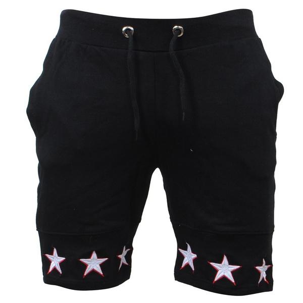 Summer Hot Sale Star Elastic Waist Beach Pants