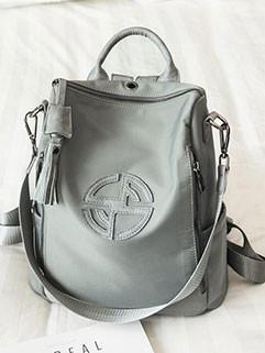 Fashion Easy Matching Tassels Backpacks