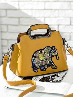 Fashion Embossed Women Shoulder Bags