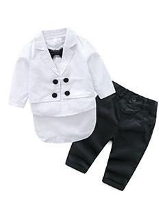 New Arrival Lapel Wedding Boy Suits