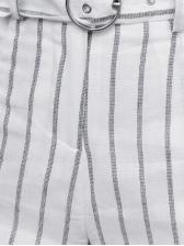 Striped Loose Palazzo Pants