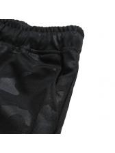 Stylish Camouflage Casual Five Pants