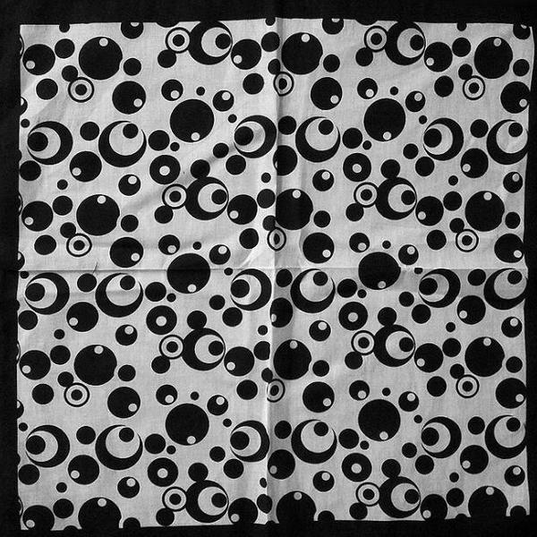 Simple Fashion Dot Printing Scarf For Men