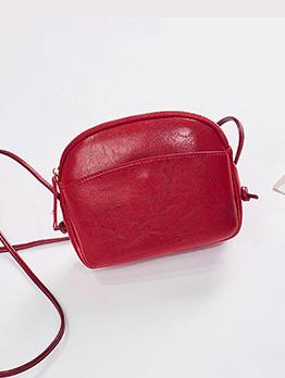 Simple Design All-match Shoulder Bags