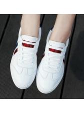 Preppy Color Block Fashion Women Shoes