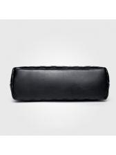 Elegant Geometric Design Chain Shoulder Bags