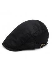 Versatile Casual Hollow Out Beret Hats