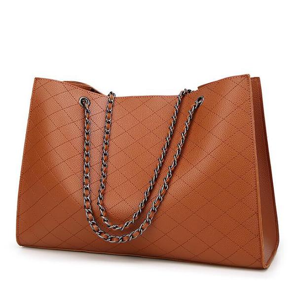 Hot Sale DiamondPatternHasp Shoulder Bags