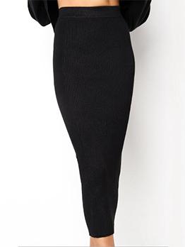 Hot Sale Sexy High Waist Fitted Skirt