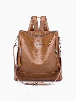Versatile Star Design High-capacity Backpacks