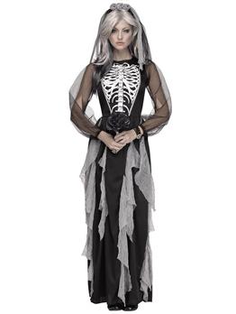 Horrible Vampire Bride Stage Halloween Costumes